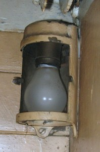 Berth Light Fixture w/Adjust - qty(5)