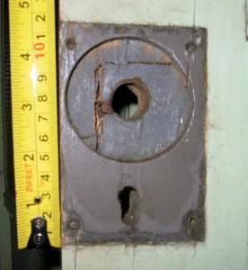 Interior Square Closet Door - qty(3)