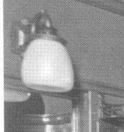 Pullman Wall Mount Light Fixture - qty(10)